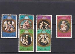 Anguilla Nº 192 Al 197 - Anguilla (1968-...)