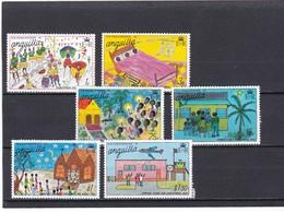 Anguilla Nº 232 Al 237 - Anguilla (1968-...)