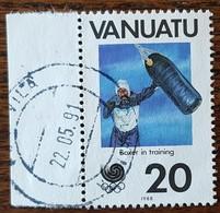 Vanuatu - YT N°806 - Jeux Olympiques De Séoul / Sport - 1988 - Oblitéré - Vanuatu (1980-...)