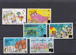 Anguilla Nº 263 Al 268 - Anguilla (1968-...)
