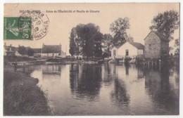 (41) 1553, Selles Sur Cher, Vasselier, Usine De L'Electricité Et Moulin De Closure - Selles Sur Cher