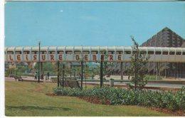 Colourmaster Postcard, Leisure Centre, Bletchley, PLX9677 - Buckinghamshire