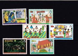Anguilla Nº 292 Al 297 - Anguilla (1968-...)