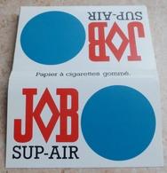 """Carnet De Papier à Cigarettes """"  JOB  """"   SUP  AIR - Empty Cigarettes Boxes"""