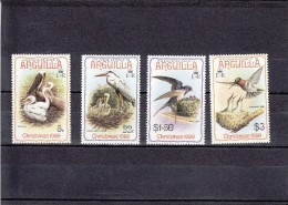 Anguilla Nº 365 Al 368 - Anguilla (1968-...)