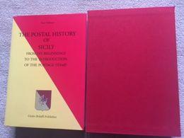 LIBRERIA FILATELICA: THE POSTAL HISTORY OF SICILY DI P. VOLLMEIER....COME NUOVO! - Filatelia E Storia Postale