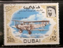 DUBAI        OBLITERE - Dubai