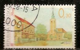 CROATIE     N°  331  OBLITERE - Croatie