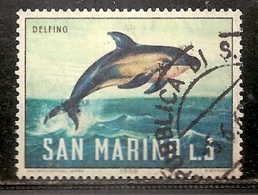 SAINT MARIN      N°  678  OBLITERE - Saint-Marin