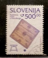 SLOVENIE      N°  221  OBLITERE - Slovénie