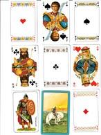 BARAJA DE POKER, PLAYING CARDS DECK, DE SLAVONIC - Barajas De Naipe