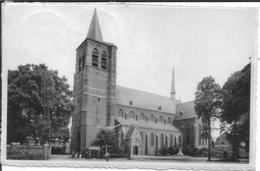 Lommel - Kerk Met Oorlogsmonument 1935  (Geanimeerd) - Lommel