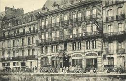 CPA De RENNES - Grand Hôtel Moderne (M. Nouguey, éditeur). - Rennes