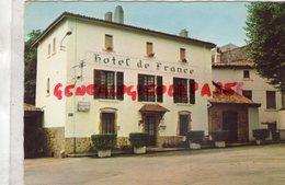 42- BOURG ARGENTAL- HOTEL DE FRANCE  M. AUFFAN - Bourg Argental