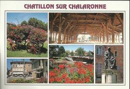 Chatillon Sur Chalaronne - Multivue - Châtillon-sur-Chalaronne