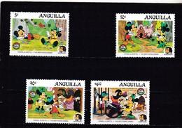 Anguilla Nº 618 Al 621 - Anguilla (1968-...)