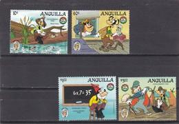 Anguilla Nº 614 Al 627 - Anguilla (1968-...)
