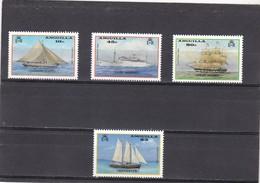 Anguilla Nº 658 Al 661 - Anguilla (1968-...)