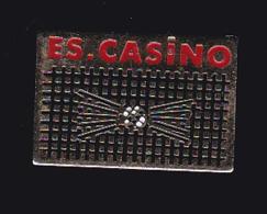 54858. Pin's.ES. Casino. - Games