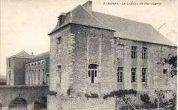 BAVAY - HOUDAIN LES BAVAY - Chateau De Warnicamp - Bavay