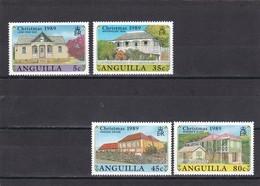 Anguilla Nº 738 Al 741 - Anguilla (1968-...)