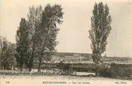 78* MANTES Vue Sur LIMAY       MA81.344 - Mantes La Ville
