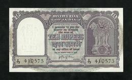 INDIA 10 RUPEES ND (1957-1962) * P-39c UNC - Inde