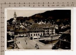 Thun - Bahnhofbrücke (1935) - BE Berne