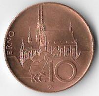 Czech Republic 2003 10 Koruna [C798/2D] - Czech Republic