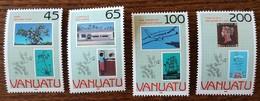 Vanuatu - YT N°842 à 845 - London'90 / Exposition Philatélique Mondiale - 1990 - Neufs - Vanuatu (1980-...)