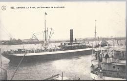 Anvers - Antwerpen - La Rade, Un Steamer En Partance - HP1529 - Antwerpen