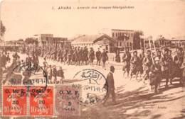 Turquie - Cilicie - Occupation Française / Belle Oblitération - 02 - Adana - Arrivée Des Troupes Sénégalaises - Turquie
