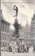 Anvers - Antwerpen - Monument Brabo - HP1532 - Antwerpen