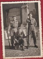 Soldiers Soldaten A Identifier Te Identificeren Military Uniform (fold) Army Armee Leger - Uniformes