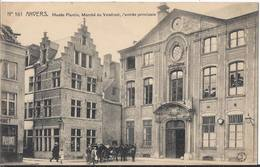 Anvers - Antwerpen - Musèe Plantin, Marchè Du Vendredi, L'entrèe Principale - HP1533 - Antwerpen