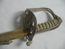 Ancien Sabre Siam (1873-1910?), Old Sword, Alte Säbel, - Armes Blanches