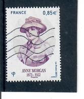 Yt 5123 Anne Morgan - France