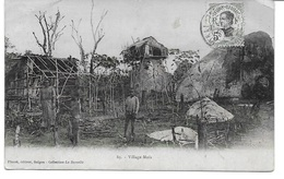 INDOCHINE - Village Moîs - Viêt-Nam