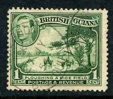 Guyane Britannique 1934 Y&T 142 ° - Guyane Britannique (...-1966)