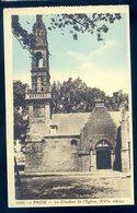 Cpa Du 29 Le Faou  Le Clocher De L' église   GX18 - Châteauneuf-du-Faou