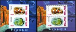 2010- MALAWI- Fishs- Sheet MNH** - Malawi (1964-...)