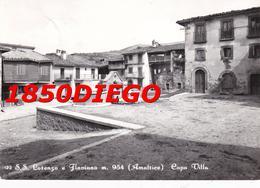 S.S. LORENZO E FLAVIANO ( AMATRICE ) CAPO VILLA F/GRANDE VIAGGIATA ANIMAZIONE - Rieti