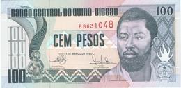 GUINEE -BISSAU - 100 Pesos - NEUF - Guinee-Bissau