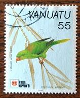 Vanuatu - YT N°867 - Philanippon'91 / Exposition Philatélique Internationale - 1991 - Oblitéré - Vanuatu (1980-...)