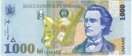 ROUMANIE - 1000 Lei - NEUF - Roumanie