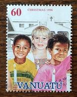 Vanuatu - YT N°1014 - Noël - 1996 - Oblitéré - Vanuatu (1980-...)