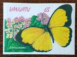 Vanuatu - YT N°1055 - Faune / Papillons - 1998 - Neuf - Vanuatu (1980-...)