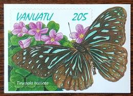 Vanuatu - YT N°1058 - Faune / Papillons - 1998 - Neuf - Vanuatu (1980-...)