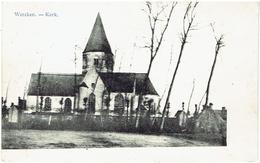 WERCKEN - Kortemark - Kerk - Kortemark