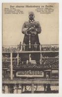 ° ALLEMAGNE ° Der Eiserne Hindenburg Zu Berlin ° - Mitte